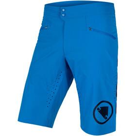 Endura SingleTrack Lite Spodnie krótkie Mężczyźni, niebieski